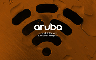 Aruba Recognized by Industry Experts Once Again