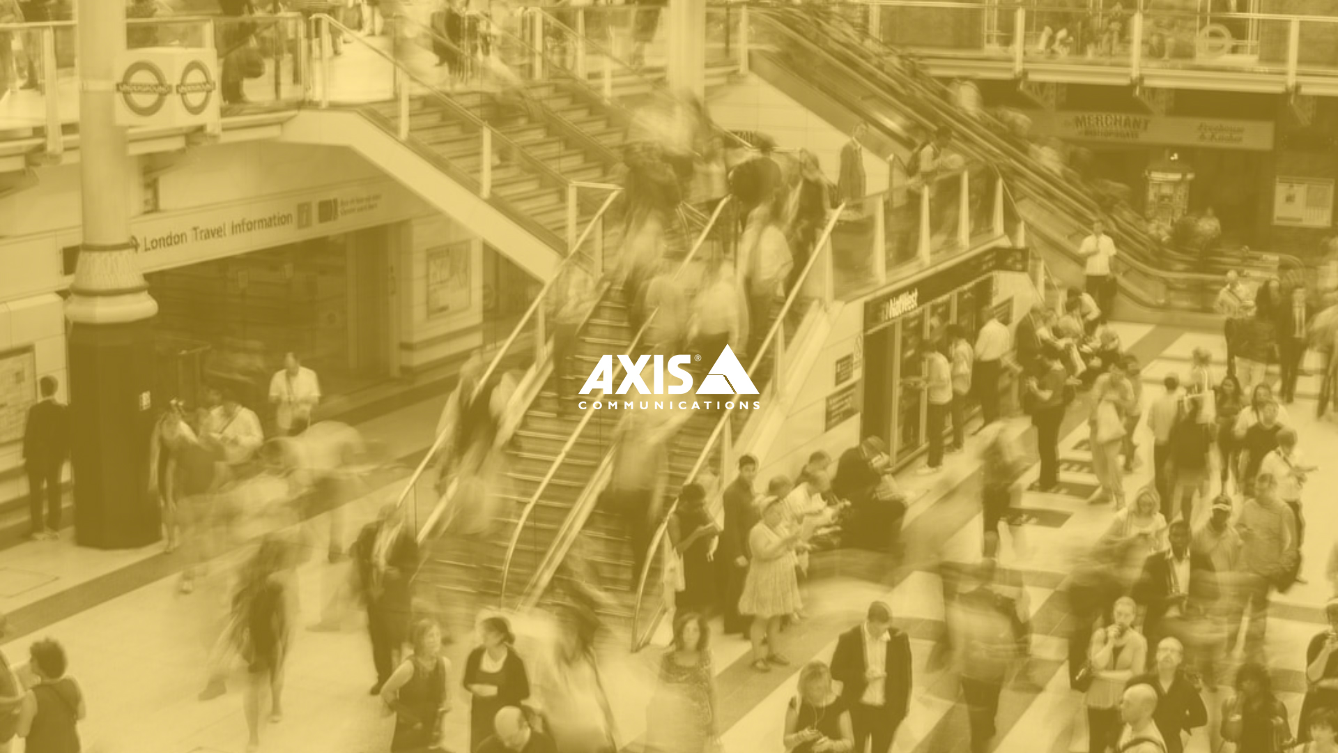AXIS Releases Face Detector for Loss Prevention
