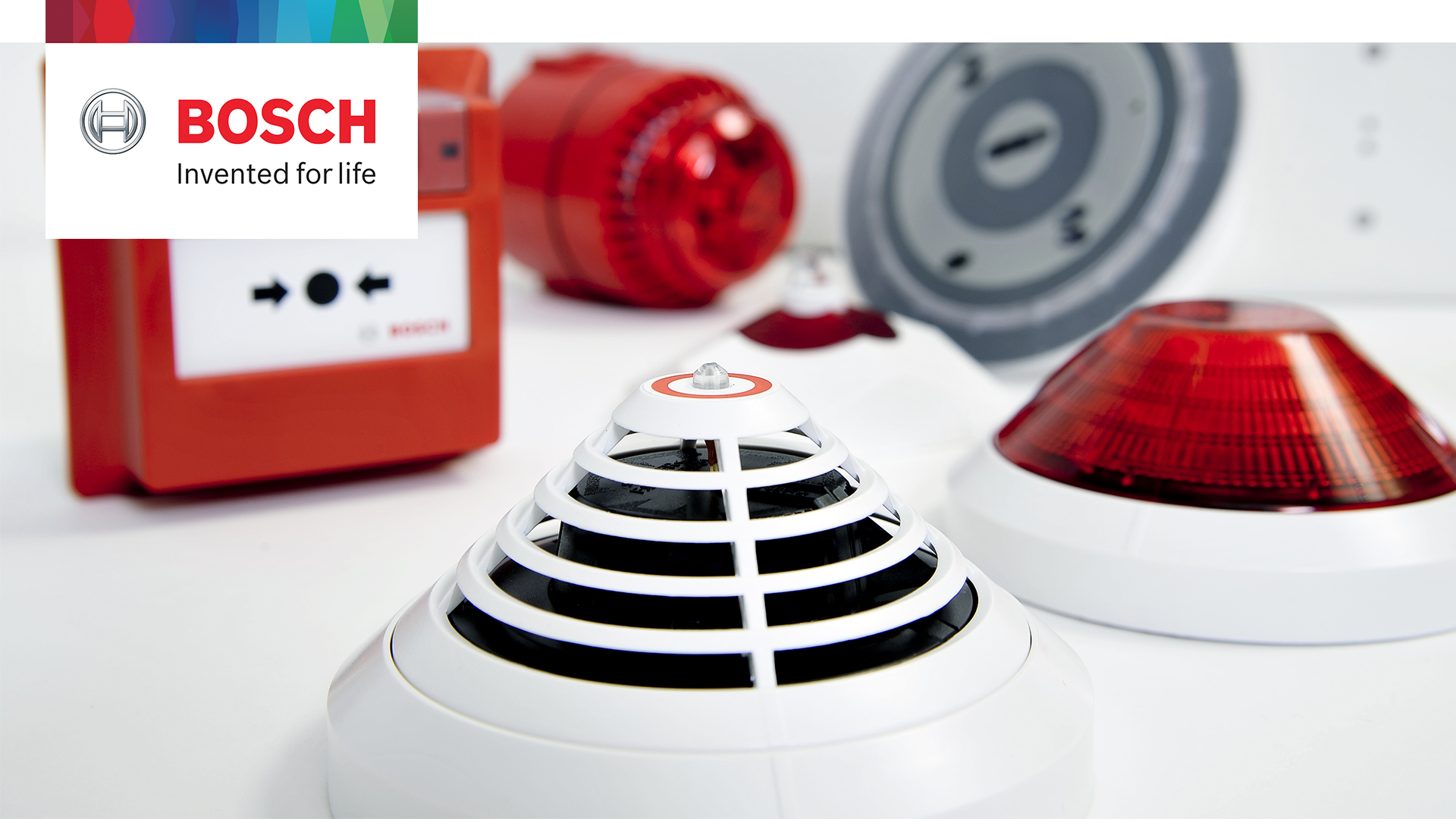Bosch Fire Detection and Alarm Systems