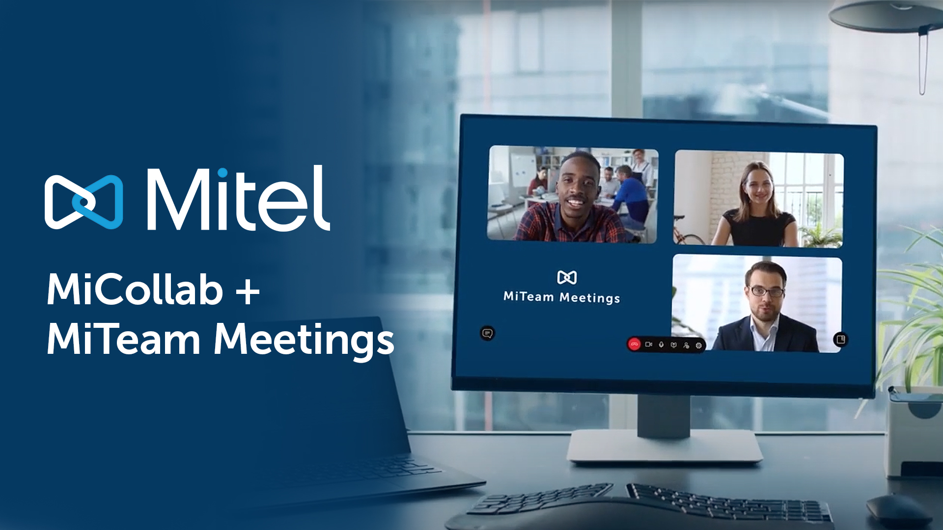 Mitel Collaboration Solutions