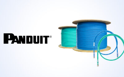 Panduit CAT6A Copper Cabling System