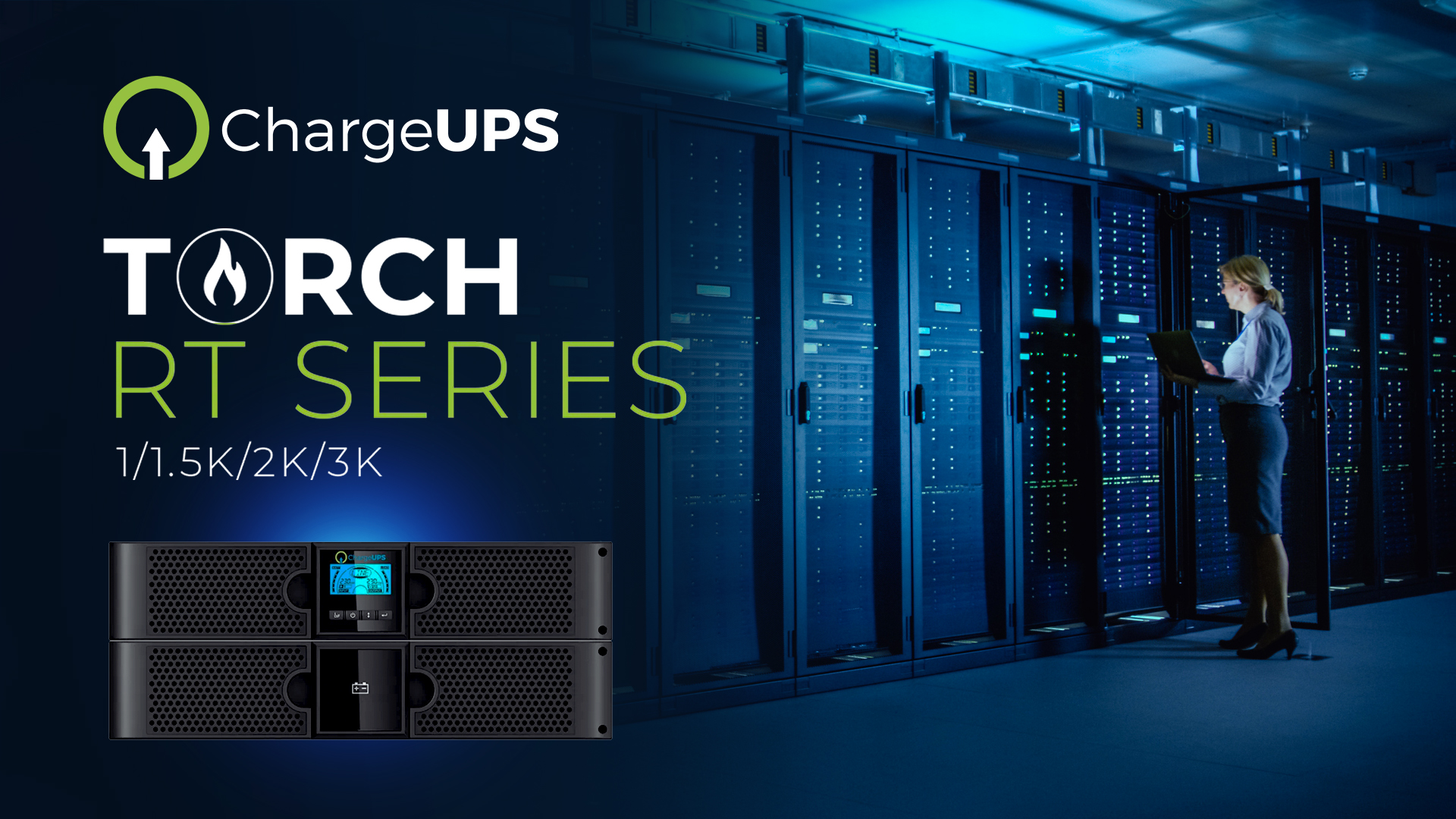 ChargeUPS RT Series