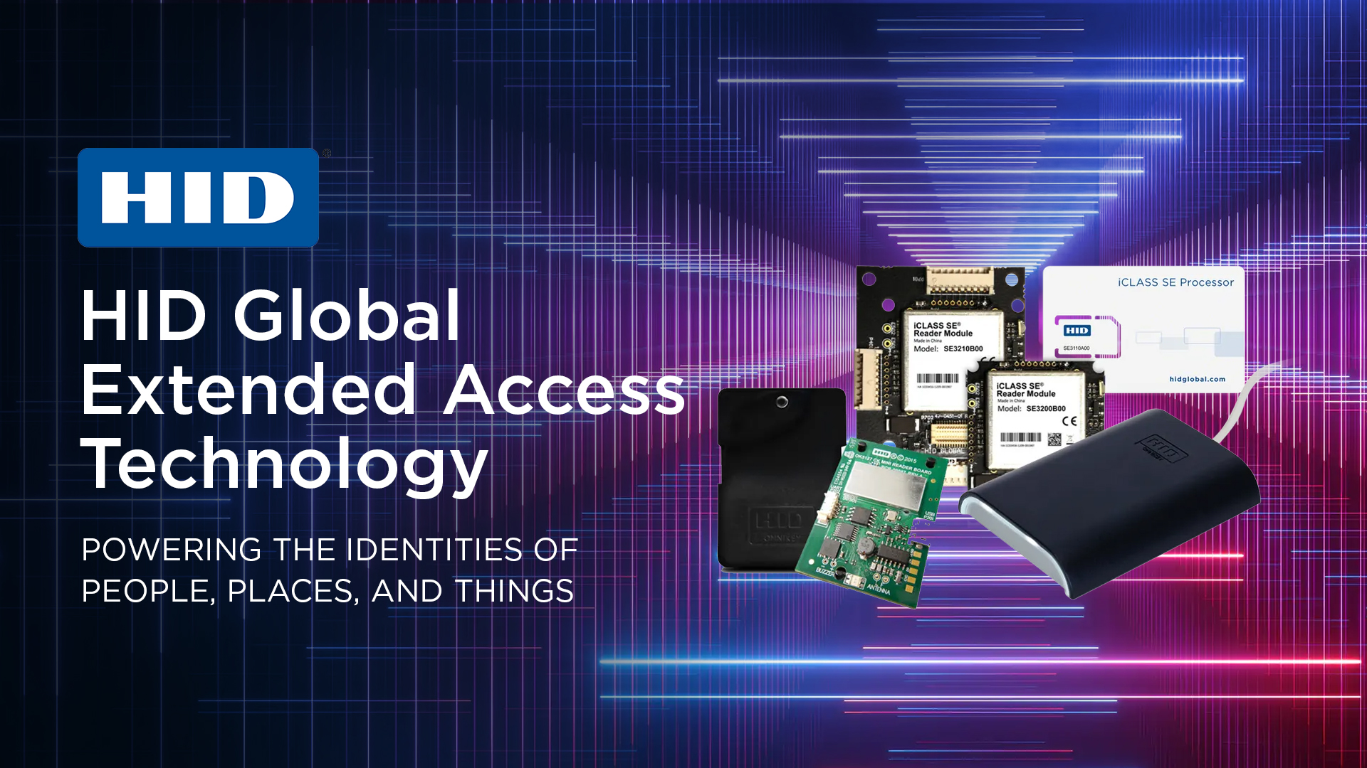 HID Global Extended Access Technology