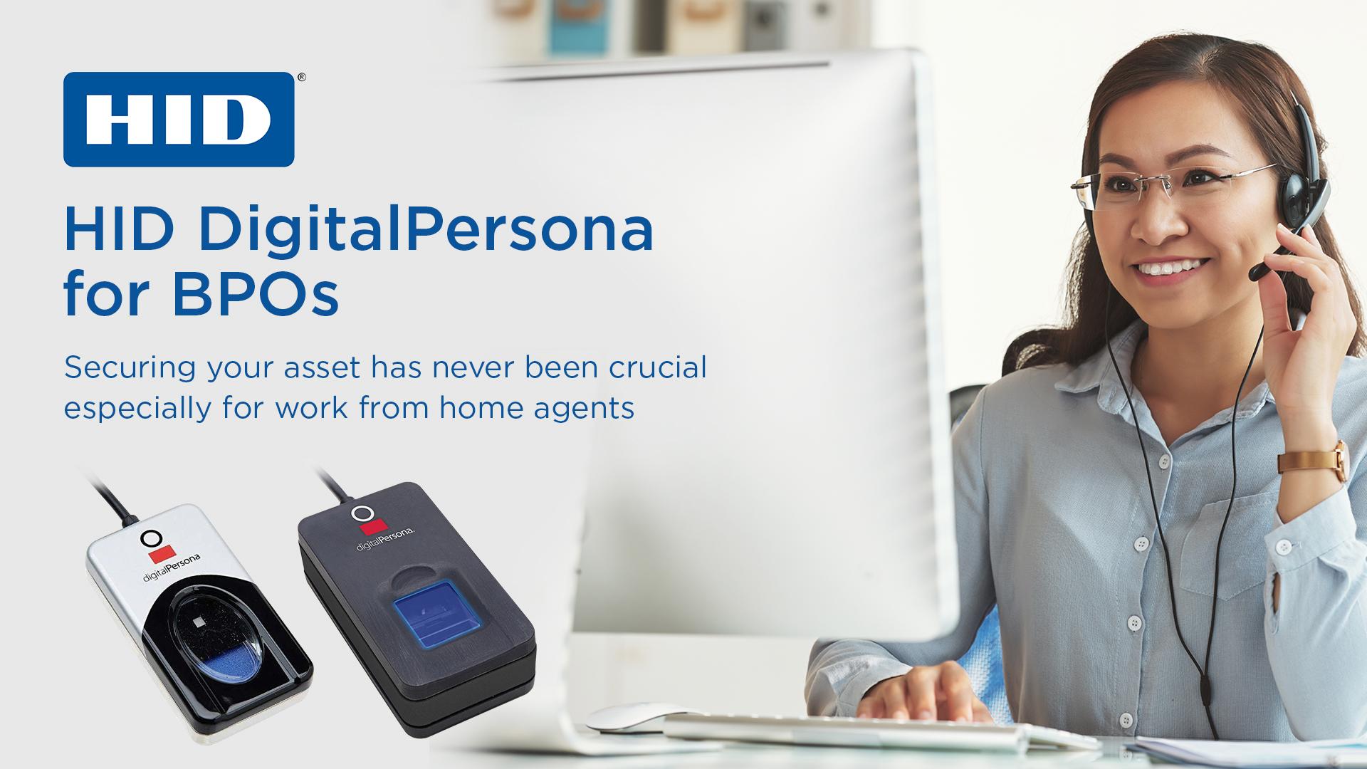 HID DigitalPersona