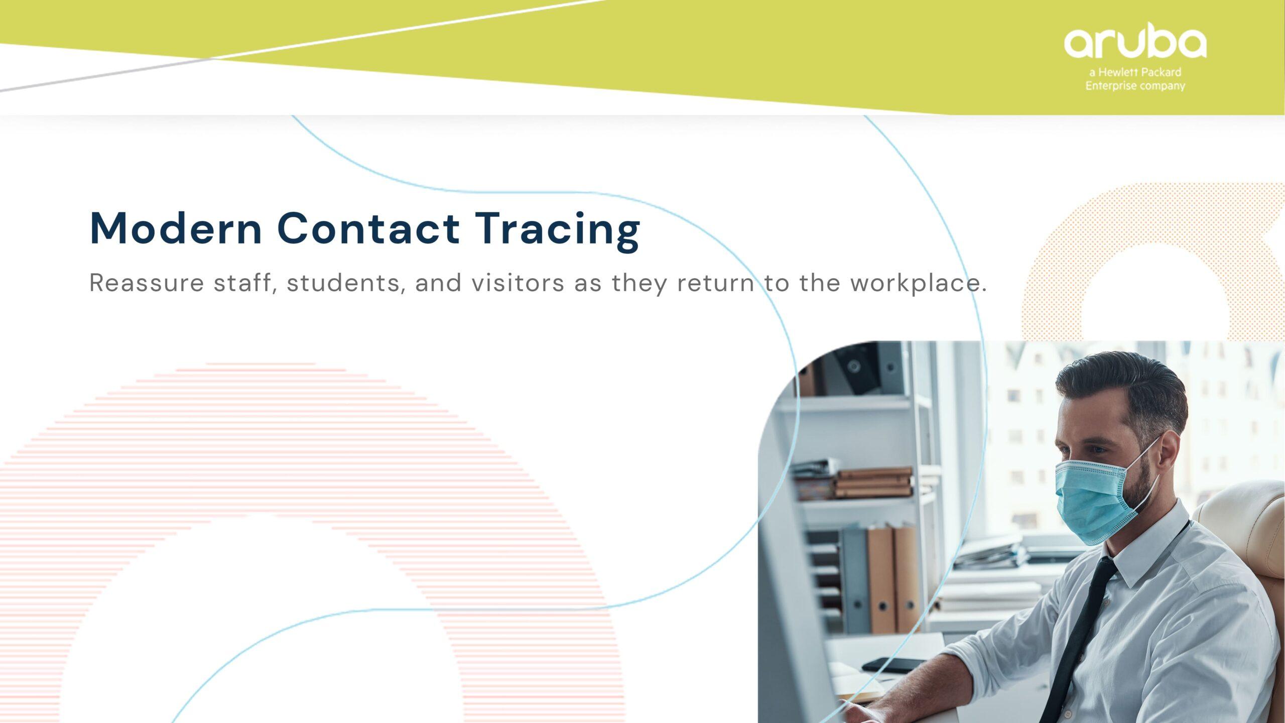 Aruba Contact Tracing