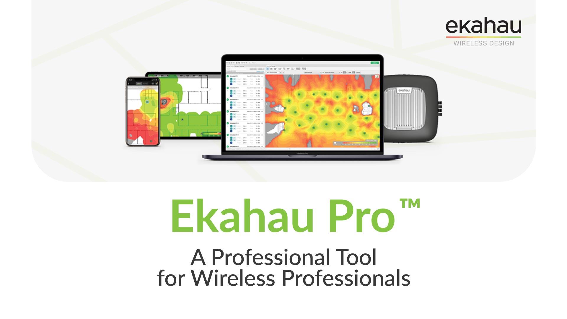 Ekahau Pro