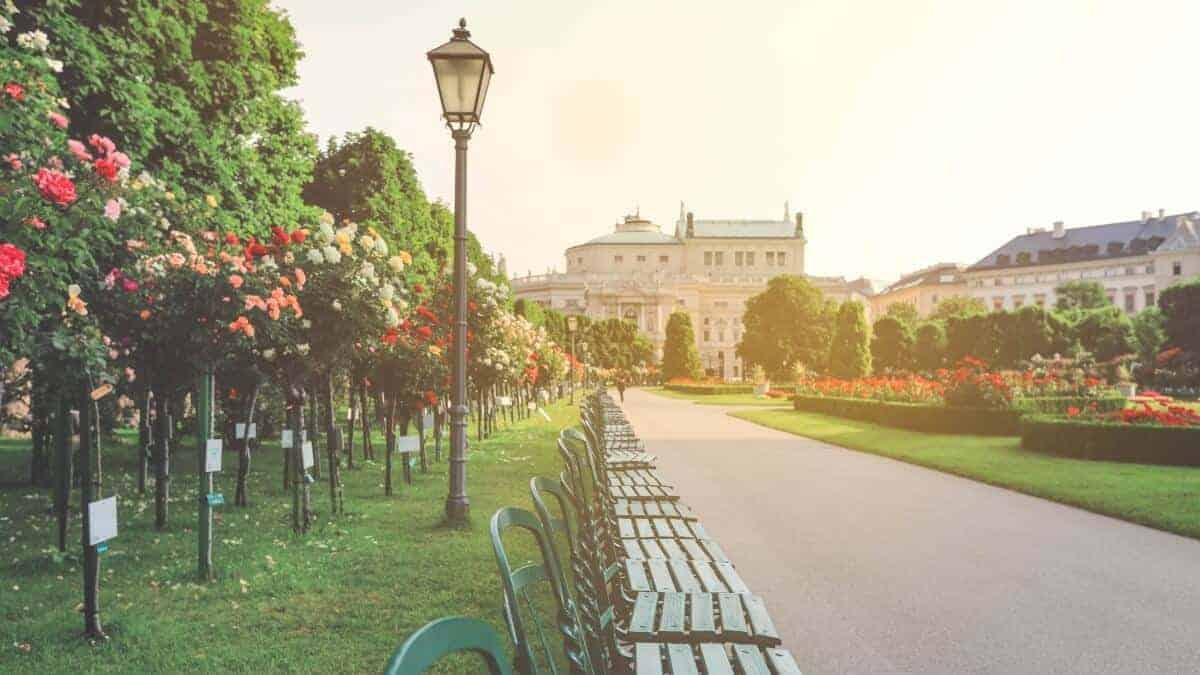 Die besten Parks und Gärten in Wien Meine Region Vienna