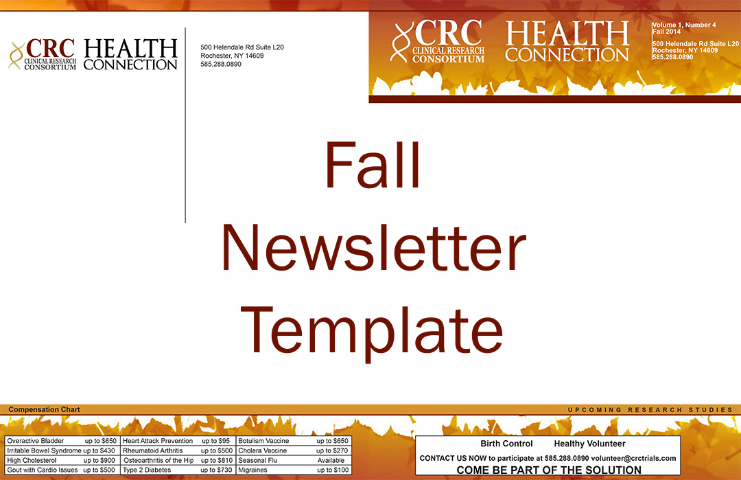 CRC-Fall-Newsletter
