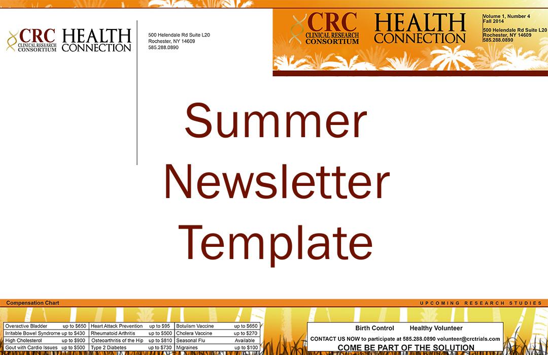 CRC-Summer-Newsletter