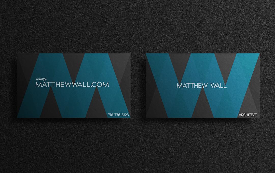 Matthew Wall Business Cards