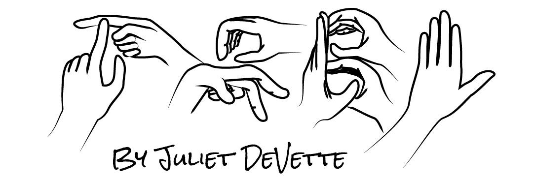 TRBL By Juliet DeVette