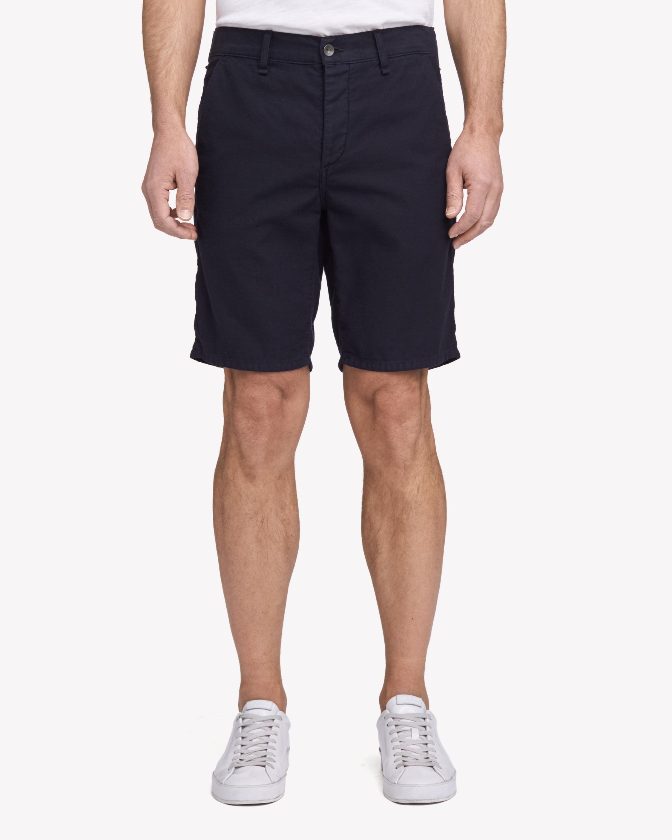 Rag & Bone Classic Chino Shorts Closeup