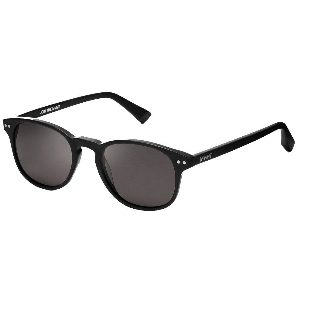 mvmt hyde sunglasses black