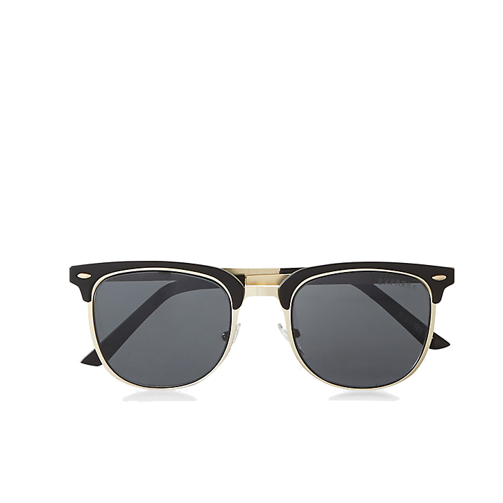 Black Browline Sunglasses Express Men's