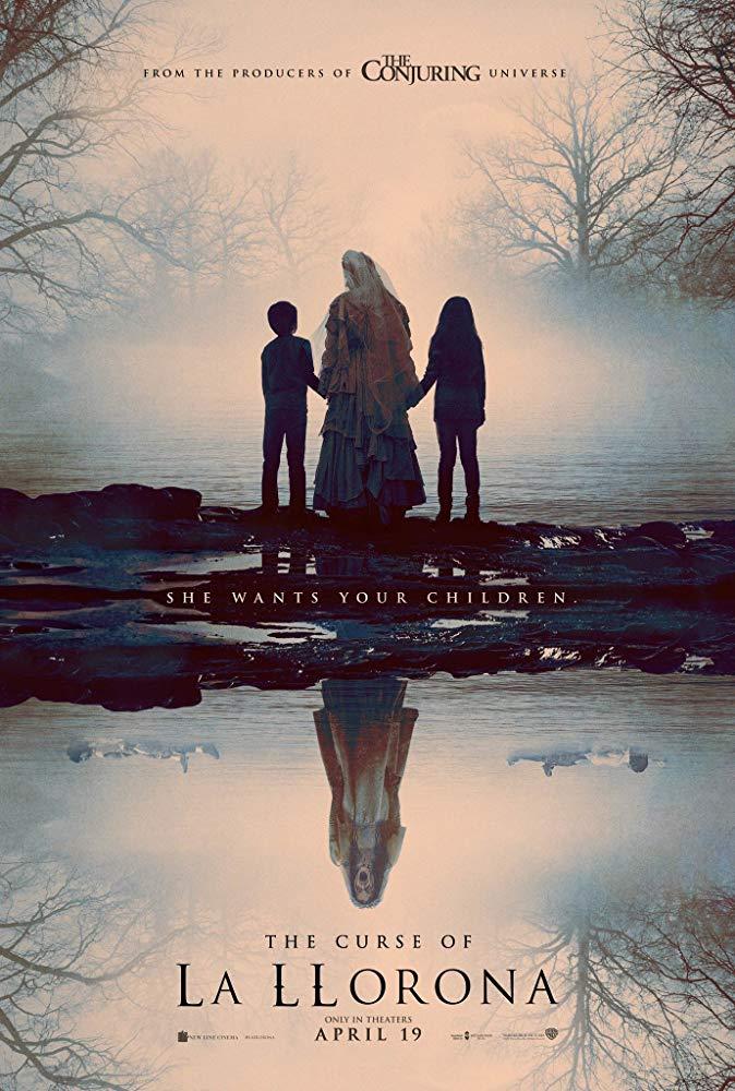 The Curse Of La Llorna movie poster