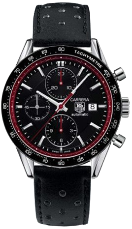 TAG Heuer Carrera Limited Edition Juan Manuel Fangio Mens Watch