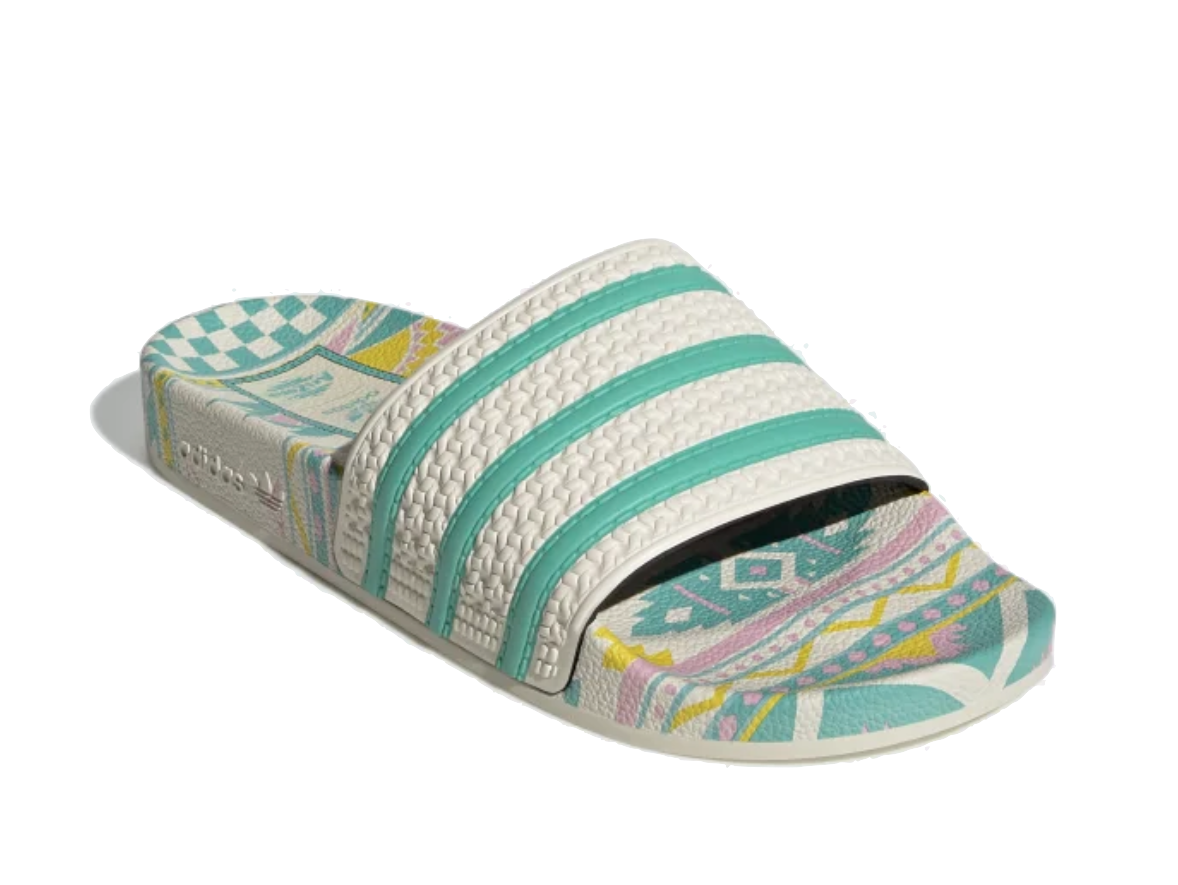 Adidas Originals Adilette Slides Arizona Ice Tea