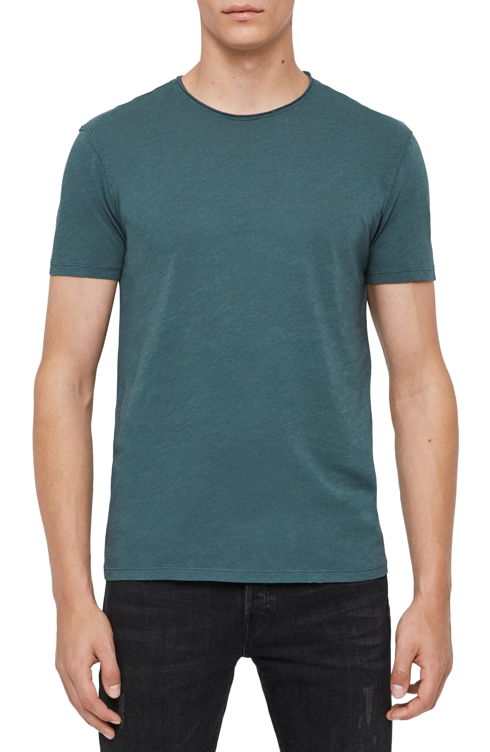 Slim Fit Crewneck T-Shirt ALLSAINTS