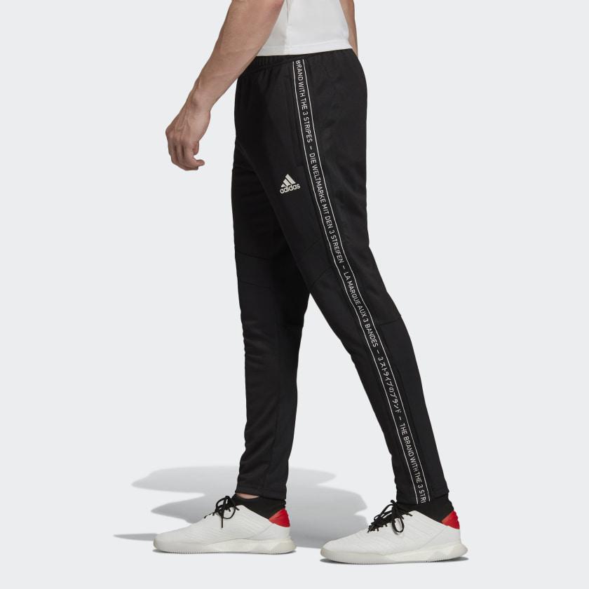 Adidas Trio 19 Training Pants Black