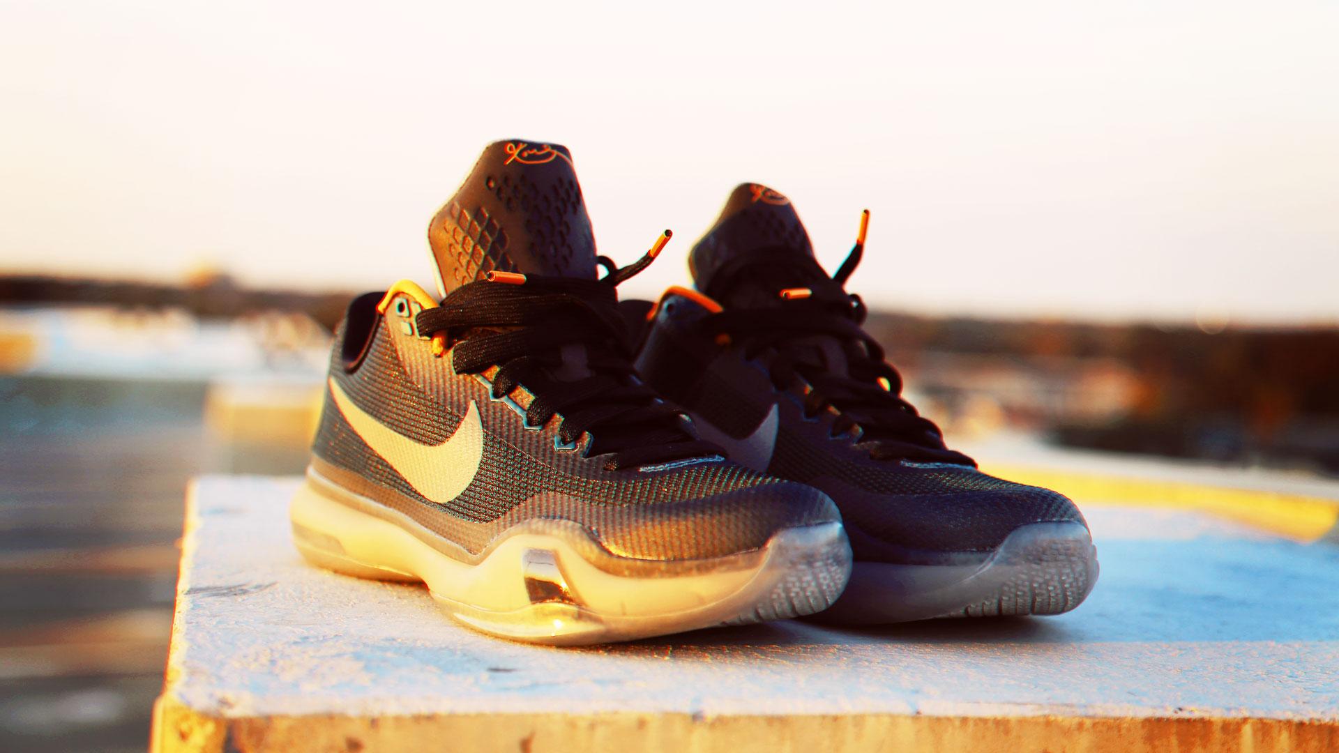 Nike Kobe X Cross Trainers