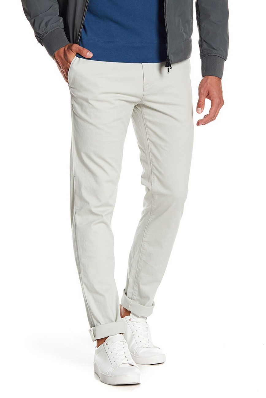 Zaine Kenney Slim Fit Pants Theory