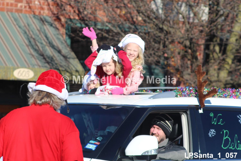LaPorte Santa's Parade (2020)