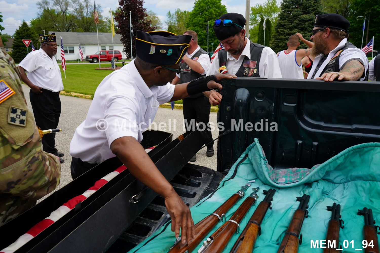 Kingsford Heights Memorial Day (2020)