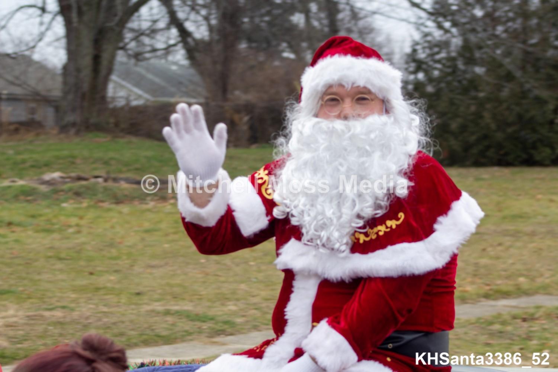 Kingsford Heights Santa Parade (2020)