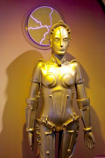 Robot, Metropolis