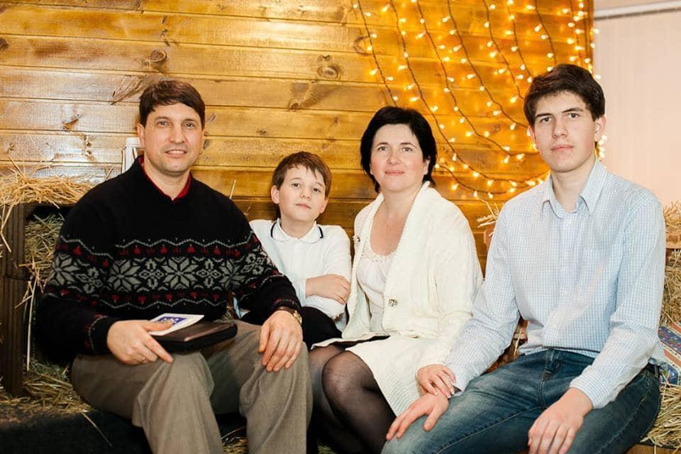 Mărturie - familia Talmazan