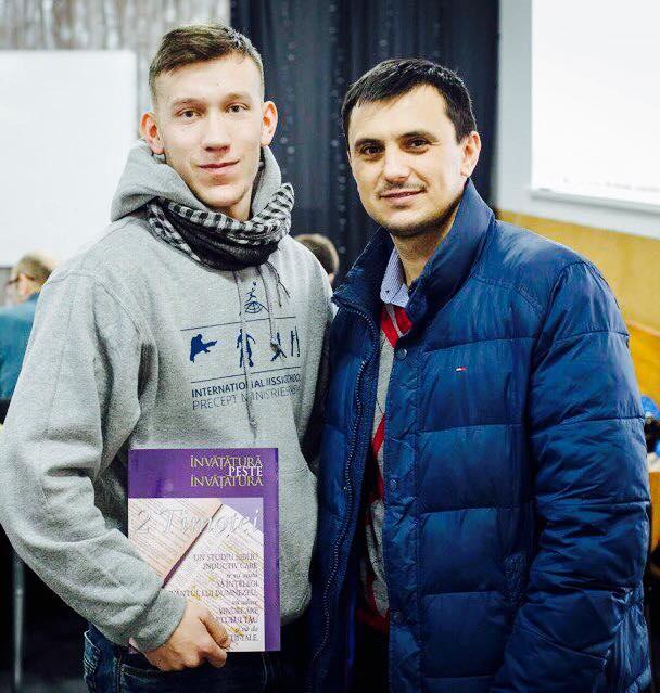 Radu Blendarencu a încurajat și învățat misionarul Gheorghe Moldovan