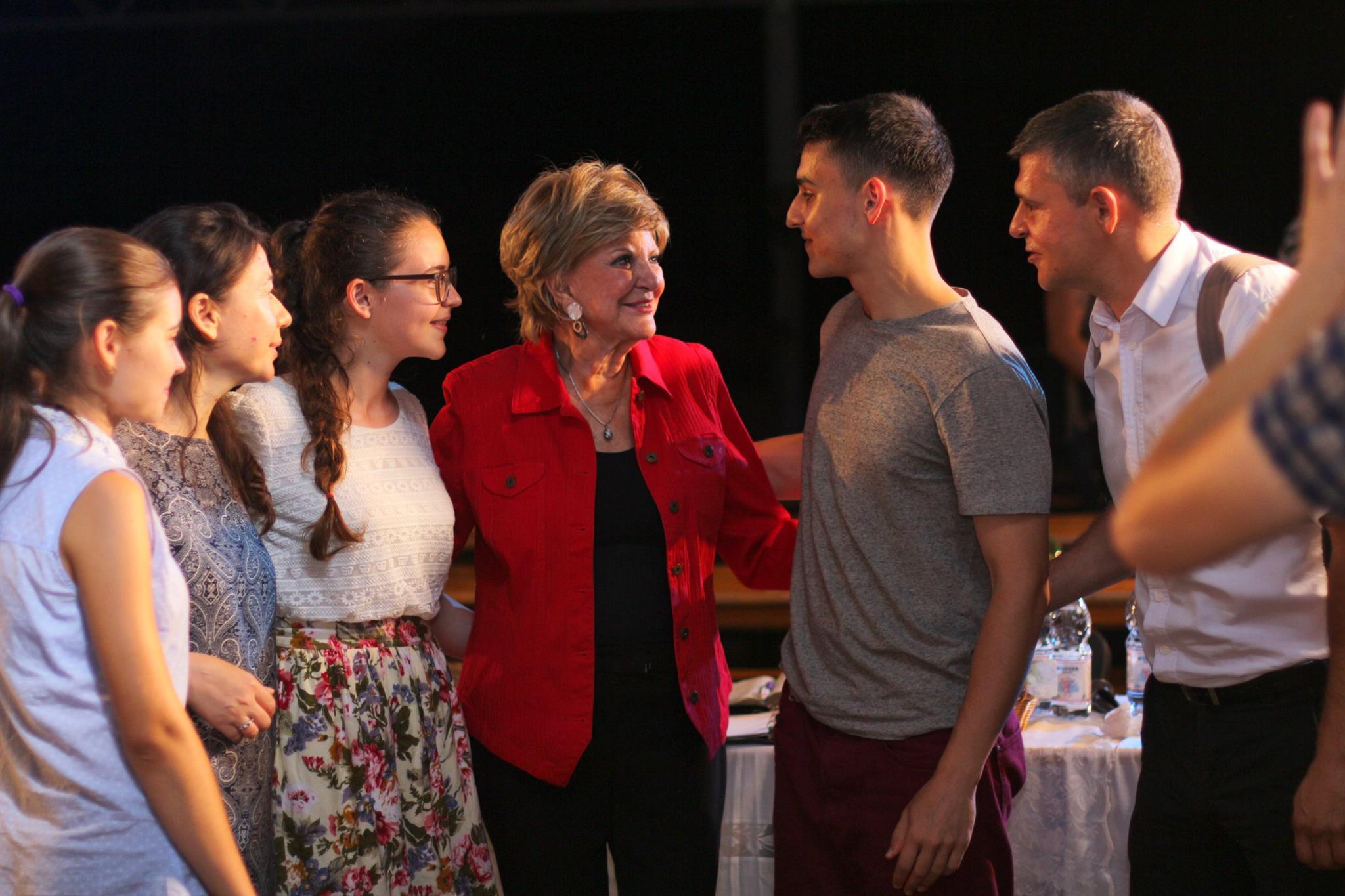 Kay Arthur în Moldova - Festival 2017