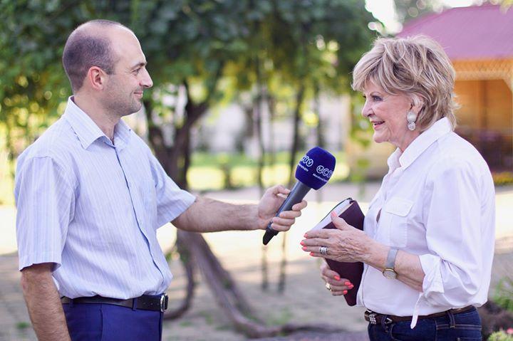 Interviu EXCLUSIV cu Kay Arthur - www.moldovacrestina.md