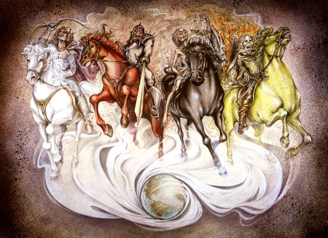 Evenimentele din Apocalipsa