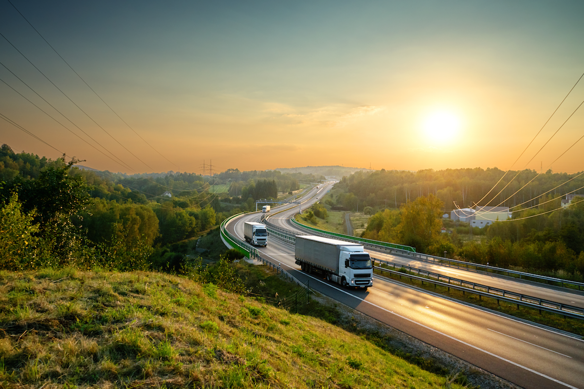 Trends in road freight transport