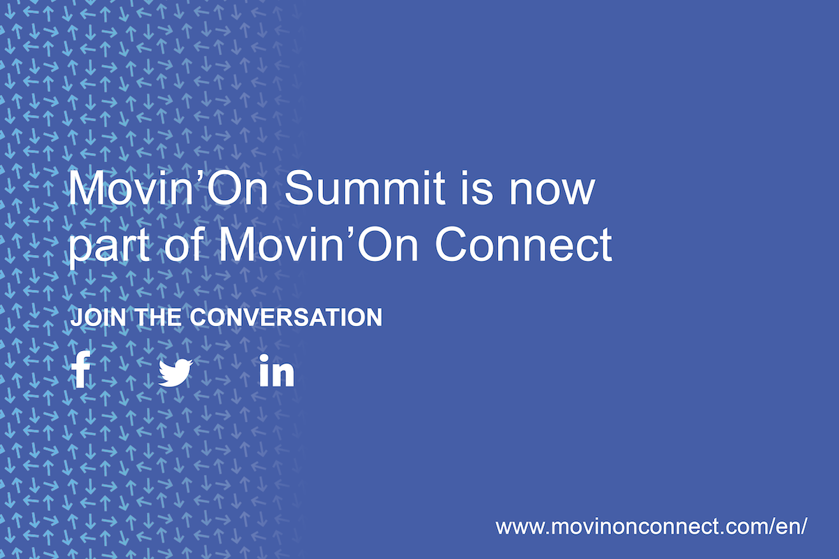 Movin'On Connect: your reference in sustainable mobility