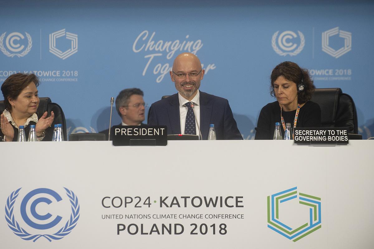 A COP24 wrap up