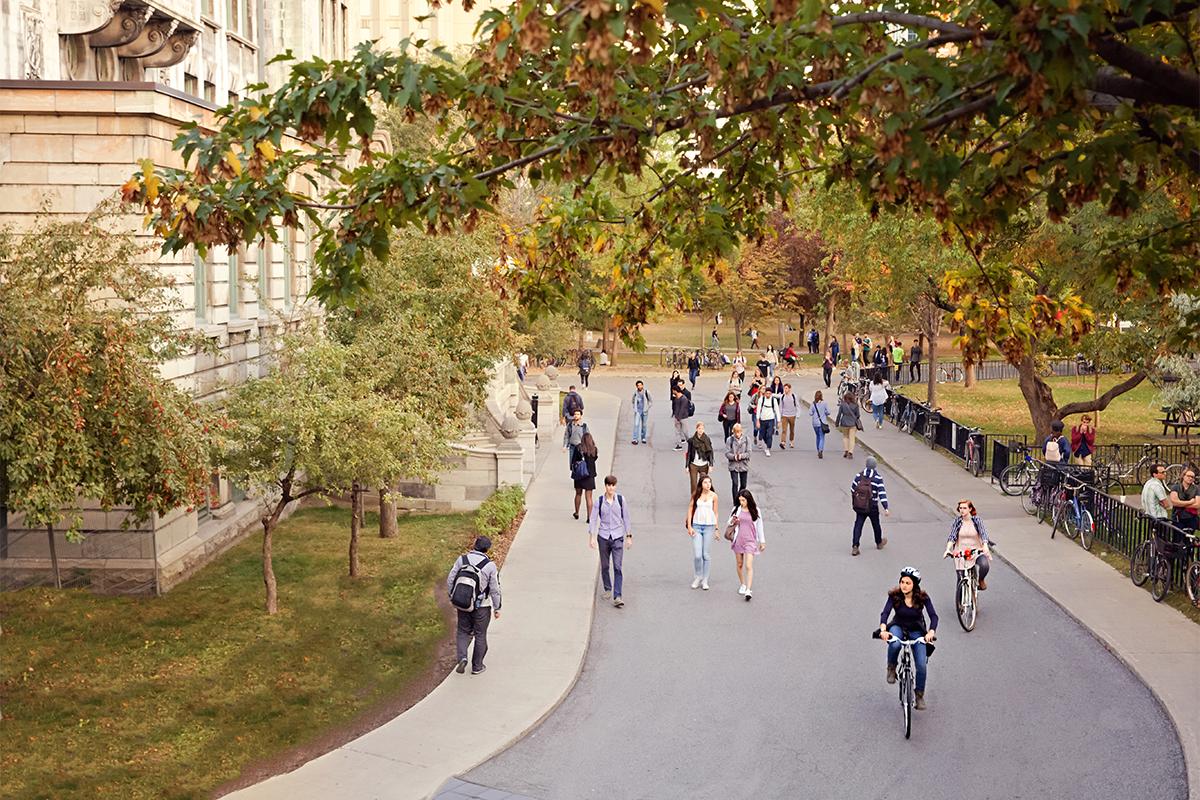 Avec McGill, Movin'On fait progresser la mobilité durable au service du développement humain