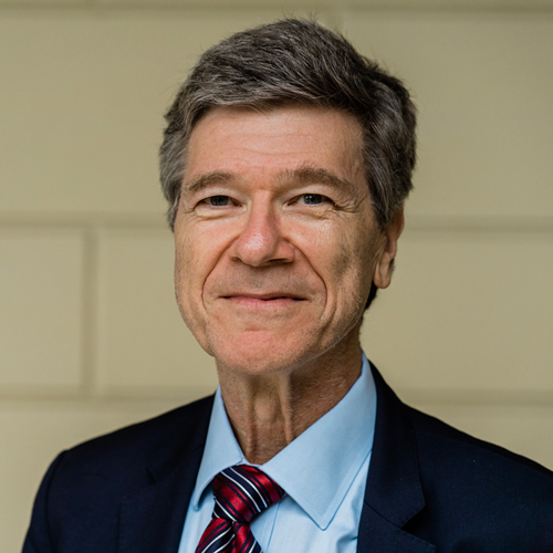 Jeffrey D. Sachs | Speaker at the 2020 Movin'On Summit