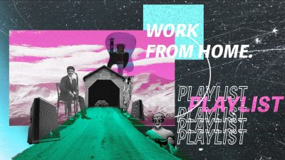 【WorkFromHome】在宅ワークの背中を押す9つの音楽【おすしたべいこ編】