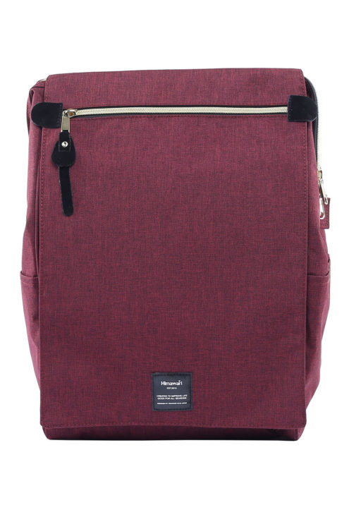 Backpack Laptop Waterproof - Aster BARN RED | Himawari Asia