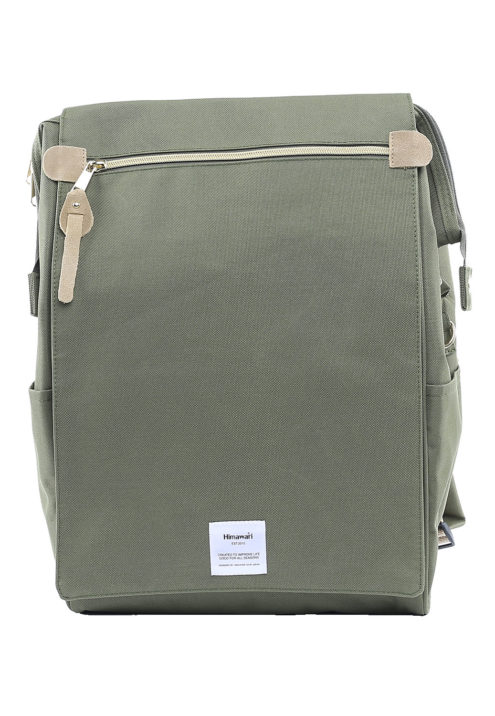 Backpack Laptop Waterproof - Aster ARMY | Himawari Asia