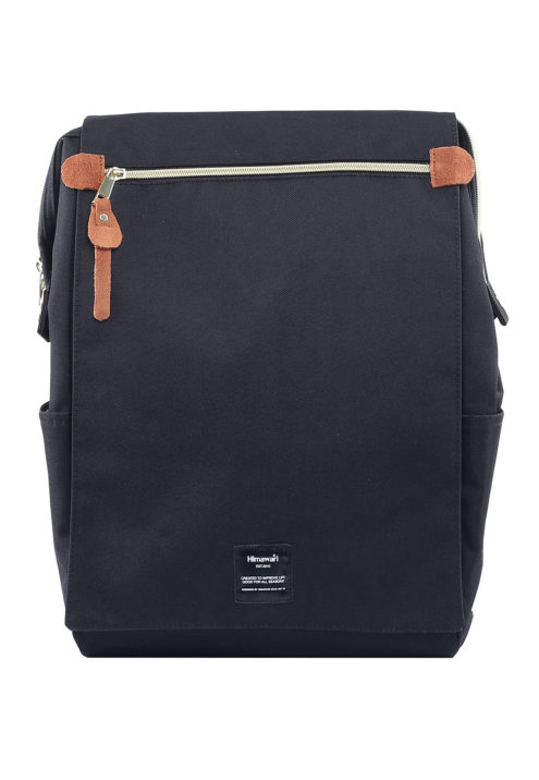 Backpack Laptop Waterproof - Aster BLACK | Himawari Asia