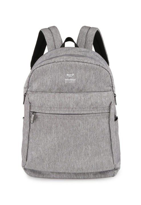 """Cool Canvas Bag - Zylicon GRAY 