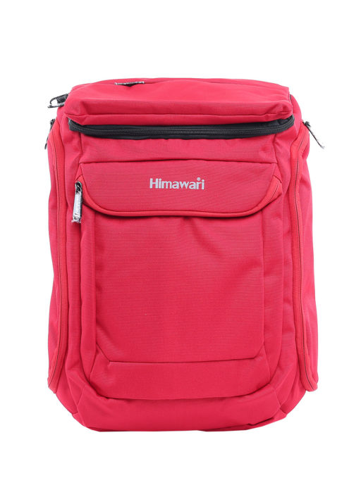 Large Travel Bag- Pepplo RED |Himawari Asia