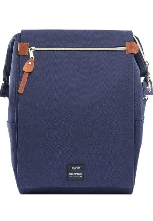 Backpack Laptop Waterproof - Aster NAVY BLUE | Himawari Asia