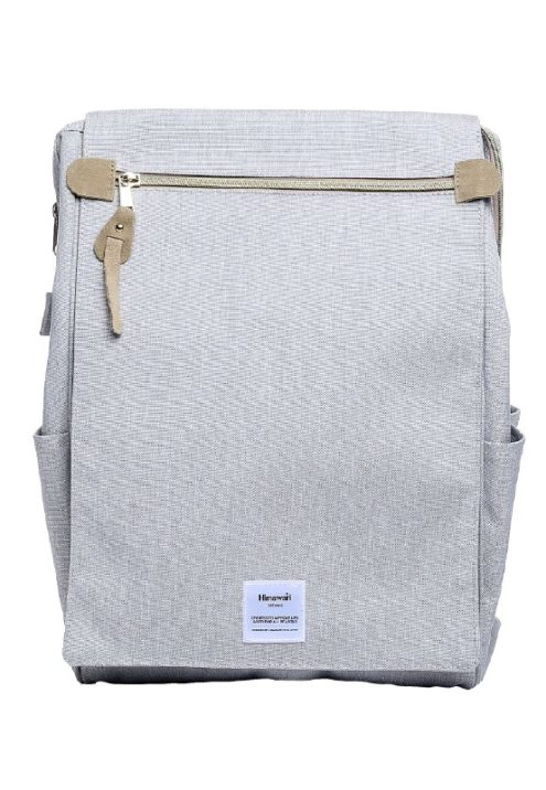Backpack Laptop Waterproof - Aster SMOKE GREY| Himawari Asia