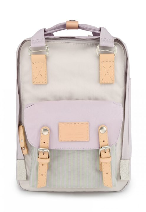 Stylish Laptop Backpack - Buttercup CUTE PINK/MOCHA | Himawari Asia