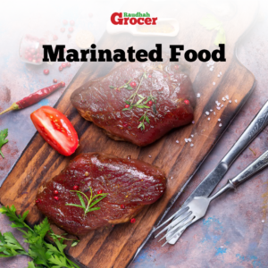 Marinated Food