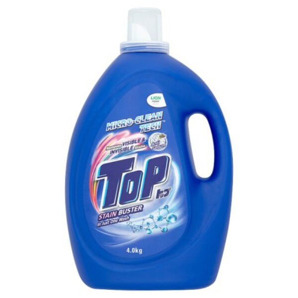 TOP LIQUID - STAIN BUSTER 4KG